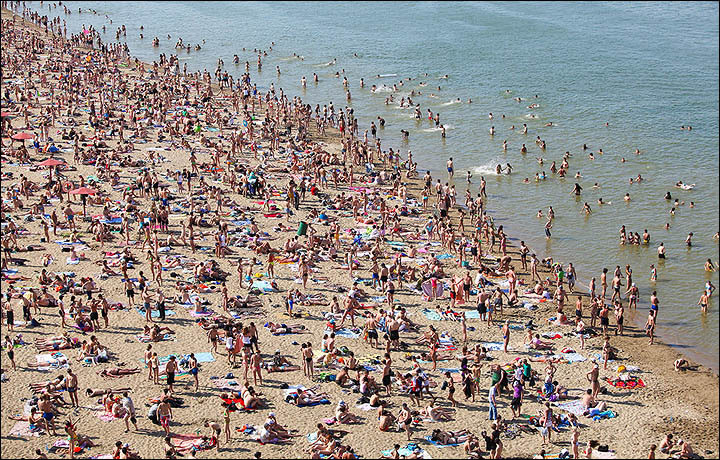 financiering van een strandpaviljoen