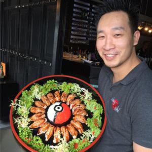 financiering voor een sushi restaurant